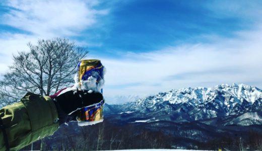 冬の北信濃の旅 …Days4(16, Jan. 2018) 戸隠スキー場は穴場中の穴場
